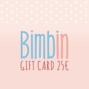 Gift Card da 25€