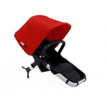 Bugaboo seduta passeggino Runner black/red