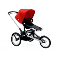 Bugaboo passeggino Runner Completo black/red