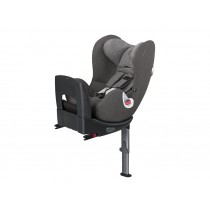 Cybex Platinum seggiolino Sirona Plus manhattan grey