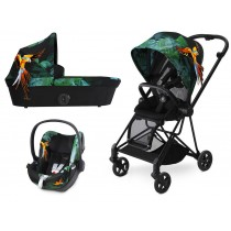 Cybex Platinum passeggino trio Mios Fashion Collection bird of paradise
