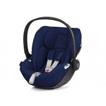 Cybex Platinum seggiolino Cloud Z i-Size sensor safe midnight blue