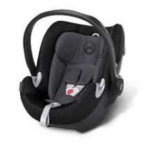 cybex aton q Phantom grey