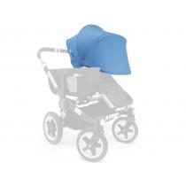 Bugaboo tettuccio parasole estensibile per Donkey Ice blu