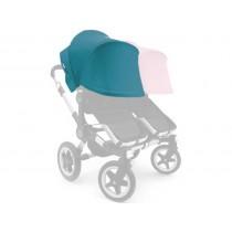 Bugaboo tettuccio parasole estensibile per Donkey petrol blue
