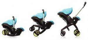 Doona infant car seat Sky